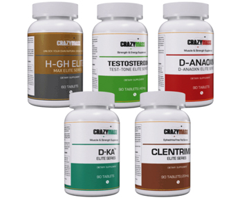 Crazy Mass Growth Hormone Stack Review