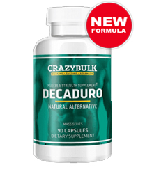 Crazy Bulk Decadduro