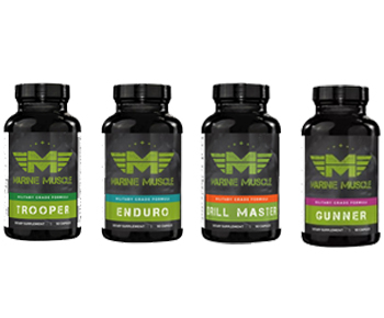 Marine Muscle Bulking Stack Review