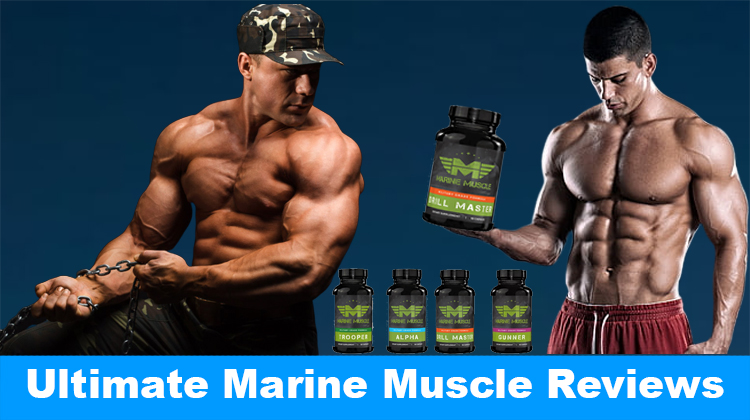 Marine Muscle Reviews 2021- Military Grade Legal Steroid Alternatives