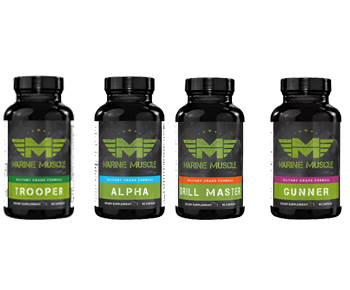Marine Muscle Strength Stack Review