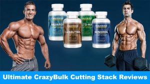 Ultimate CrazyBulk Cutting Stack Review