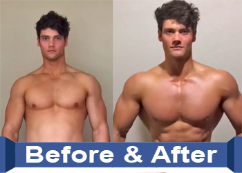 crazybulk before and after results
