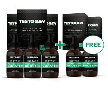 testogen 3 month supply price and coupon