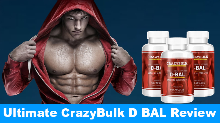 CrazyBulk D BAL Review