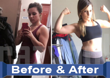 crazy bulk winsol before and after female result