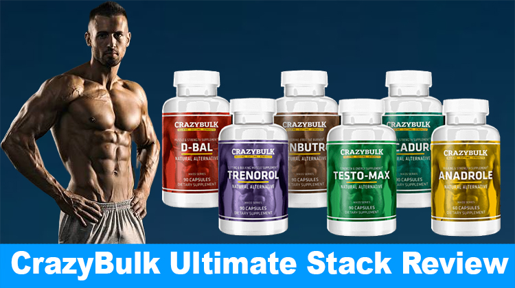 CrazyBulk Ultimate Stack Review