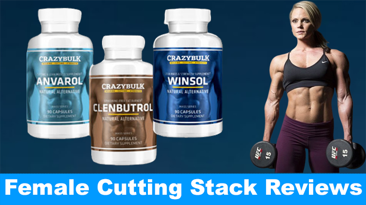 CrazyBulk Female Cutting Stack Reviews