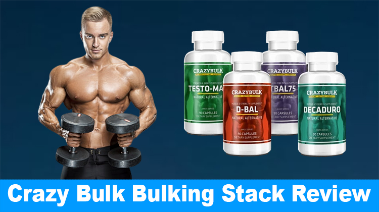 Best Bulking Stack Review